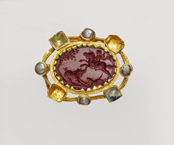 Roman cameo Metropolitan Museum