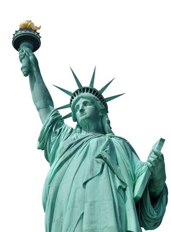 Pin De Karmel En Personajes Estatua De La Libertad Estatuas Libertad