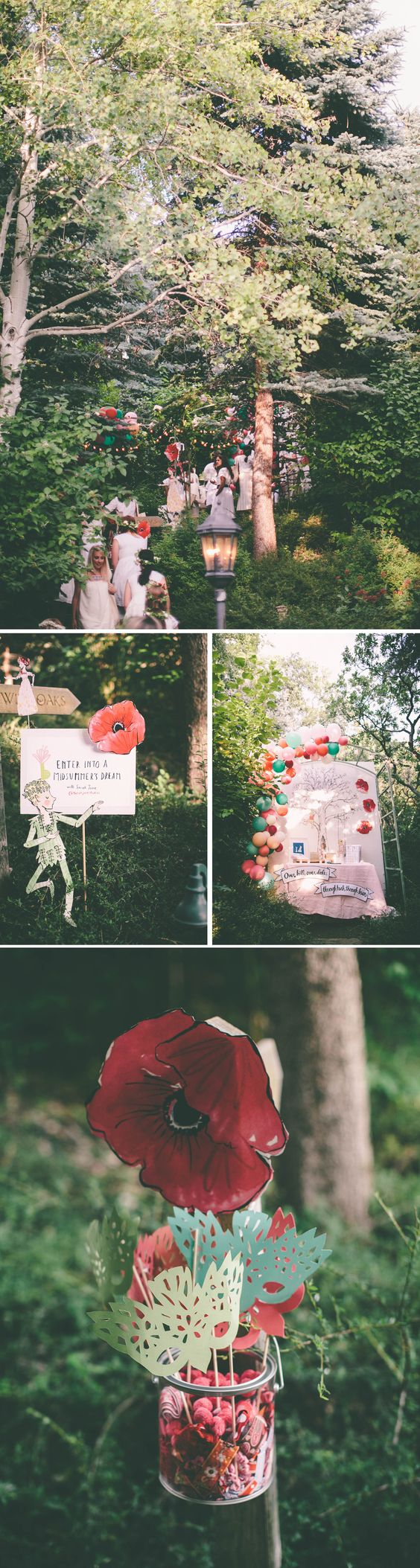 A Midsummer Mingle: A Midsummer's Dream with SarahJane Studios