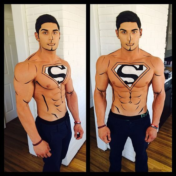 jerdanikraja's photo on Instagram- cool for Halloween if you have the body