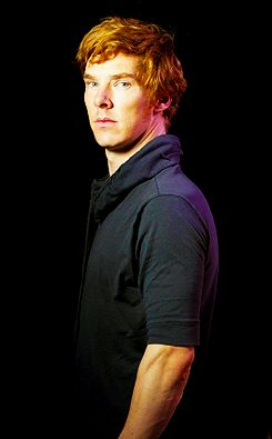 you talkin' to me? Benedict Cumberbatch.