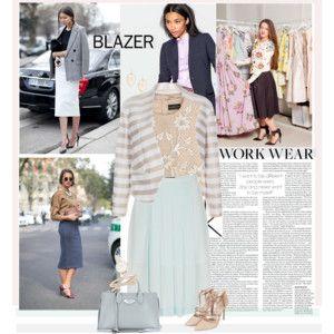 Work Wear: Blazer