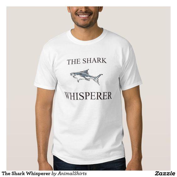 The Shark Whisperer T-shirts