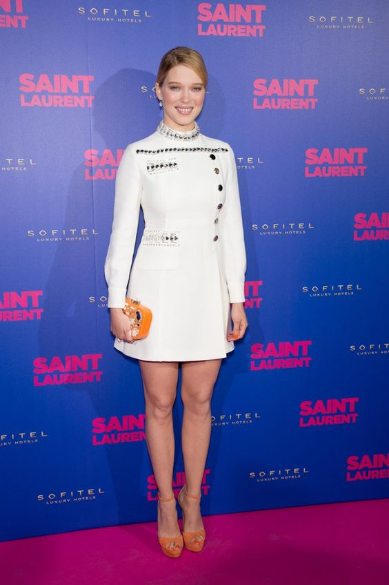 Pin for Later: 12 Surprising Facts About the New Bond Girl, Léa Seydoux Her full name is Léa Hélène Seydoux-Fornier de Clausonne. She was born in July 1985 in Paris and has five younger siblings and an older sister who works as her stylist.