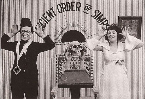 Harold Lloyd and Bebe Daniels Pay Your Dues:
