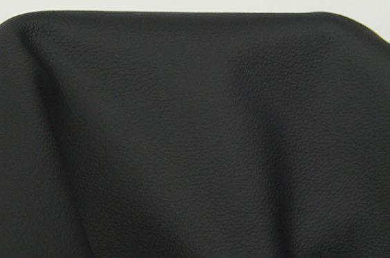 Autoleder Nappa 1 mm matt schwarz, fein genarbt, div. Größen Möbelleder #A31