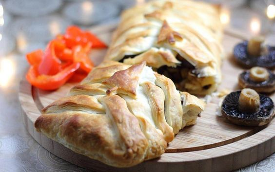 Maple Parsnip and Chestnut Wellington [Vegan] | One Green Planet: