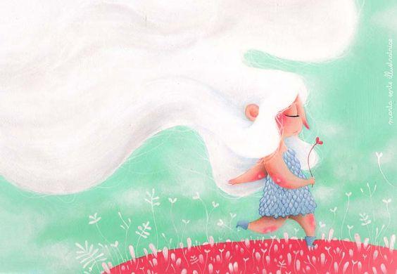 Marta Sorte - illustratrice. #illustrazione #arte #illustration #art