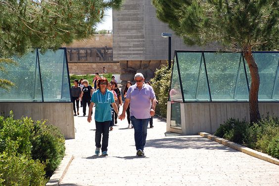 Día del Recuerdo del Holocausto y el Heroísmo 2014 - Yad Vashem