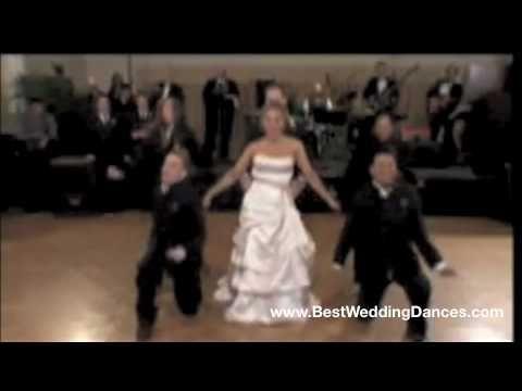 8 Best Wacky Fun Wedding Dances Images On Pinterest First Dance And Reception