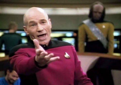 Picard Wtf Blank Meme Template  Meme Blank Template