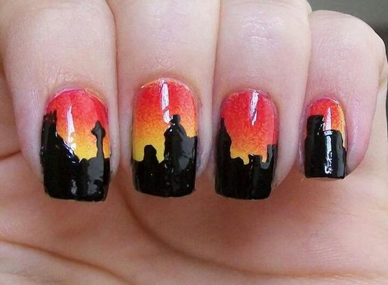 Scouse nails