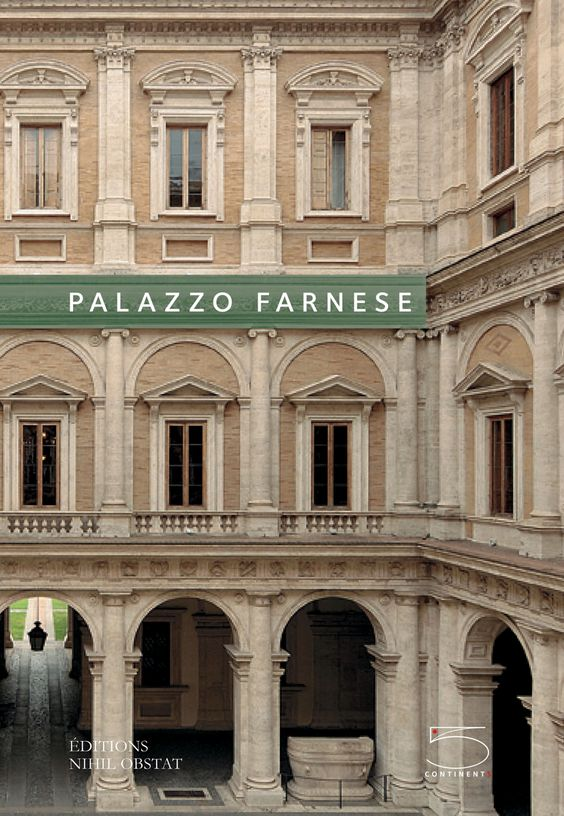 Palazzo Farnese, Art ancien | 5 Continents Editions