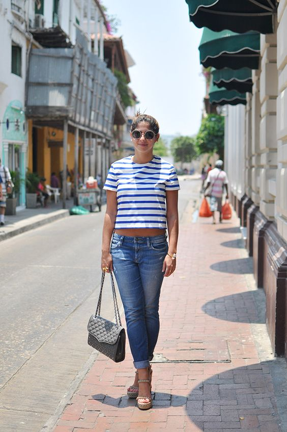 Estefania, cartagena Street Style - Trendycrew.com