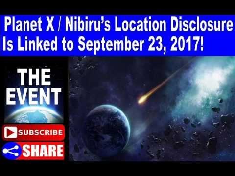 Resultado de imagen para 23 de september 2017 nibiru