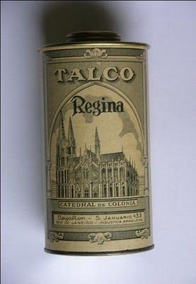 Talco Regina.
