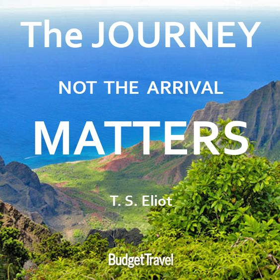 Journey Not The Arrival Matters: An Autobiography Of The Years 1939 To 1969