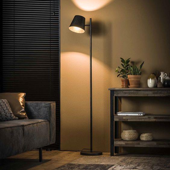 Stehlampe Coal in 2020   Industrie strahler, Designer