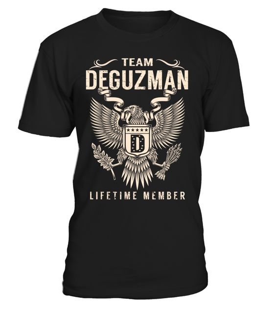 Team DEGUZMAN Lifetime Member