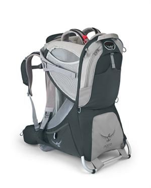 The Mercedes of child carriers! Get out there and hit the trail with the NEW Osprey Poco Child Carriers