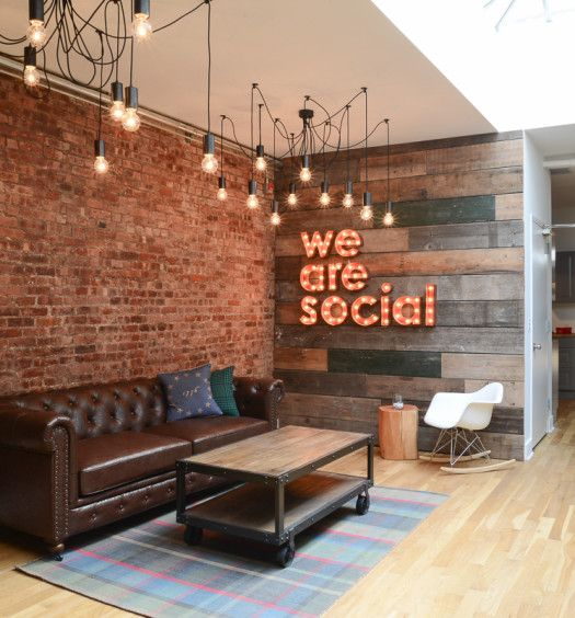 626 best Industrial Office Interiors images on Pinterest ...