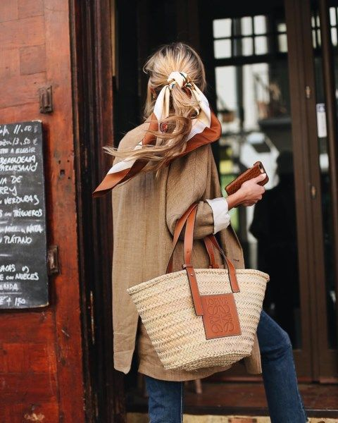 Pinspiration: sjaaltjes zijn niet alleen een lifesaver tijde... - Jani