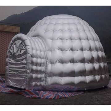 2015 high quality and new design inflatable tent