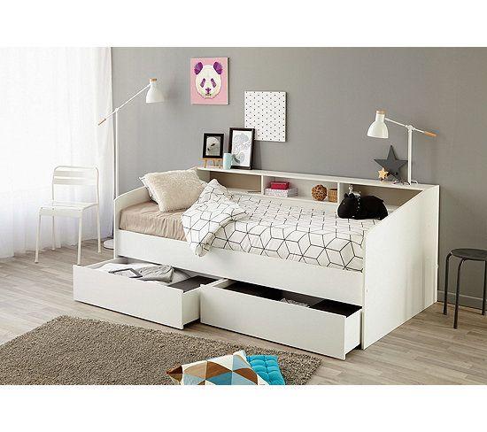 lit banquette avec 2 tiroirs sleep