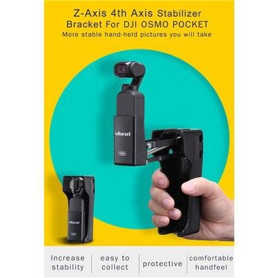 Portable Z Axis 4th Axis Stabilizer for DJI OSMO Pocket Gimbal Camera /& Phone