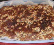 Receita Bolo de maçã com nozes por Judite Chicarro Cebolas - Categoria da receita Bolos e Biscoitos