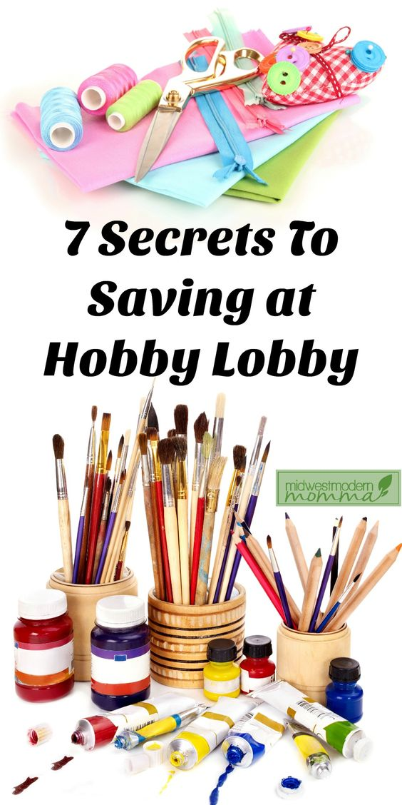 Hobby lobby store hobby lobby and lobbies on pinterest for Craft and hobby supplies