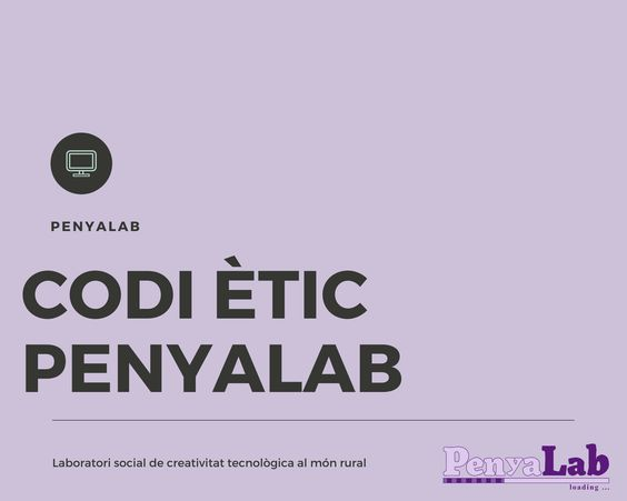 Codi ètic PenyaLab