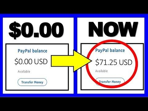 Earn Free Paypal Money Again Get Paypal Cash Weekly Youtube Earn Free Money Paypal Cash Money Button