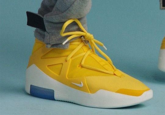 2nike zapatillas hombre amarillas