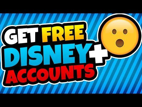 How To Get Disney Plus For Free Get Unlimited Disney Plus Free Accounts Uk Europe Supported Youtube Disney Plus Disney Free Disney
