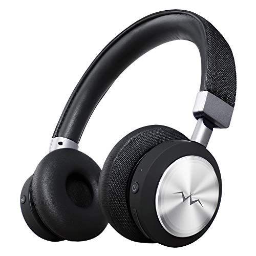 Linner Lightweight Noise Cancelling Wireless Headphones Best Noise Cancelling Bluetooth Headset Wireless Noise Cancelling Headphones With Microphone Nc80 In Ear Headphones Best Noise Cancelling Headphones Noise Cancelling Headphones