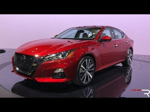 2019 Nissan Altima Redline First Look 2018 Nyias Youtube Nissan Altima Altima Nissan