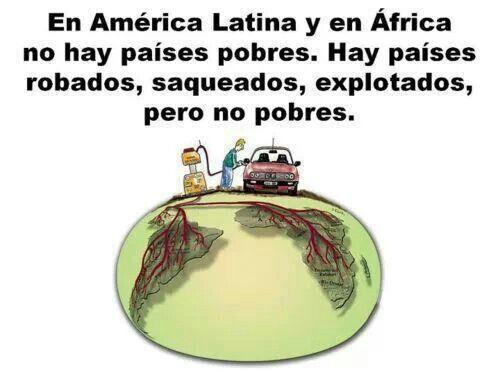 América Latina y África