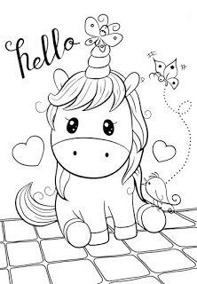 Cavalos Poneis Zebras E Unicornios Horses Poneys Zebras And