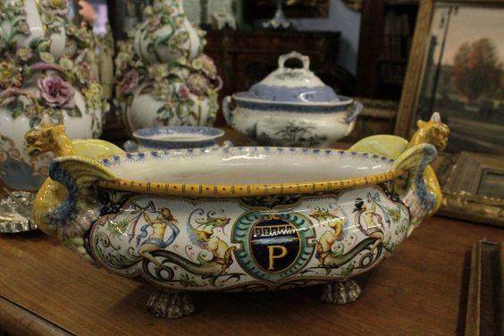 !antico grande vaso ceramica epoca rinascimentale - Buscar con Google