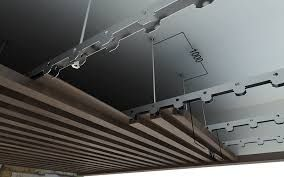 Image result for wall cladding wall section and ceiling