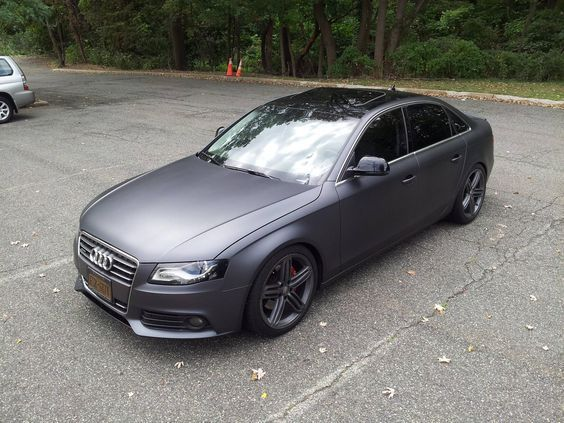 Matte Metallic Gray Plasti Dipped My Whole Car With Images