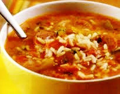 Slow Cooker Jambalaya Soup