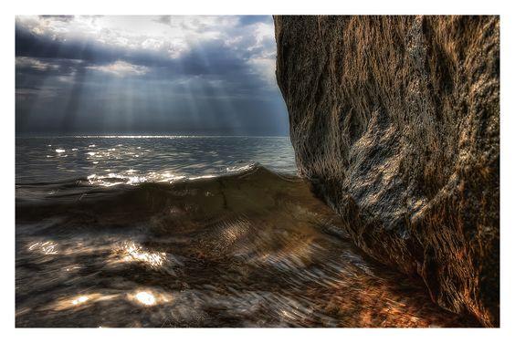 Das Gold der Ostsee von Gerald Hehl [planetary climate]