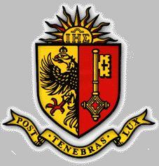 Conocereis de Verdad | Calvino - A: Farel Ginebra blasón escudo república teocrática protestante IHS Fue en el año 1446, según los archivistas del Estado ginebrino, que el águila y la llave aparecen por primera vez sobre un documento de la comunidad de ciudadanos. La significación de estos blasones es bien conocida. Se trata de una combinación entre las armas[1] del Imperio romano germánico (un águila bicéfala coronada) y aquellas de la Iglesia de Ginebra 'dos llaves en aspas, emblema del…