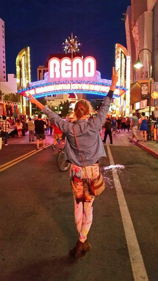 RENO- A NIBY GDZIE TO? – Gigantka