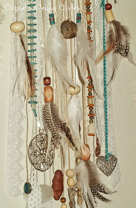 Birgit's Daily Bytes: My Big Dream Catcher