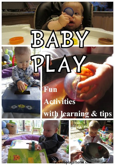 Learn with Play @ home: Baby Play
