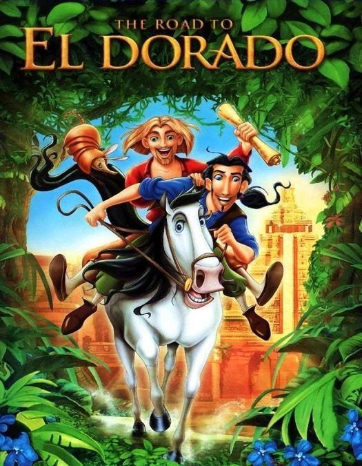 O Caminho Para El Dorado Dublado Com Imagens Filmes Filmes De