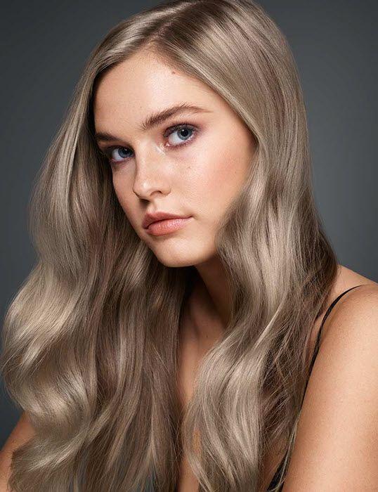 Cool Ash Blonde Formula Pro Beauty Blonde Balayage